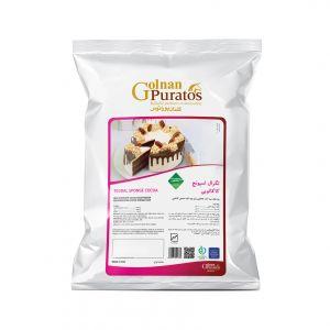 پودر کیک اسفنجی تگرال اسپونج کاکائو بسته 2.5 کیلوگرمی